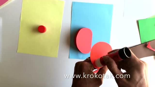 益智儿童手工折纸 彩纸制作立体3d水果