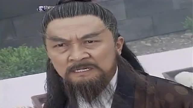 《绝代双骄》邀月受到江别鹤挑唆,对慕容山庄大开杀戒