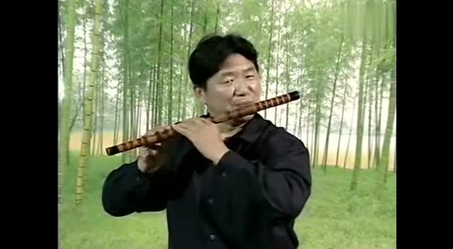 欢乐歌 笛子独奏