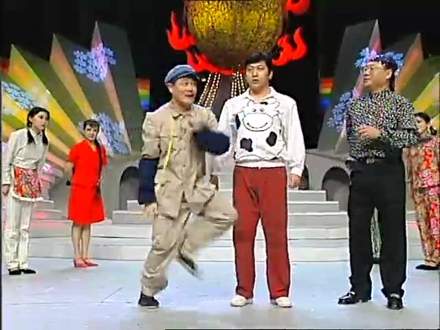 赵本山 范伟小品《红高粱模特队》