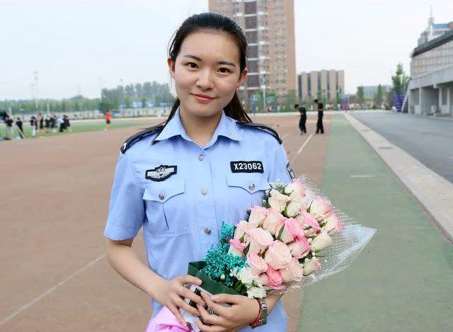河南警察学院2012级行政一队