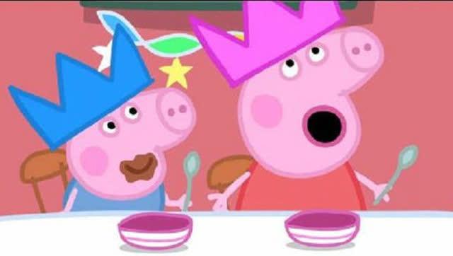 佩奇小猪动画片图片