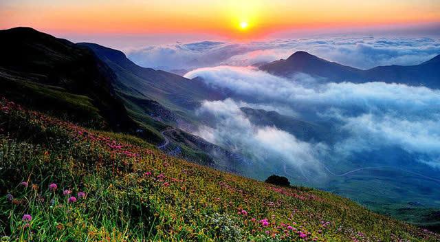 贵州六盘水,走马观花大草原