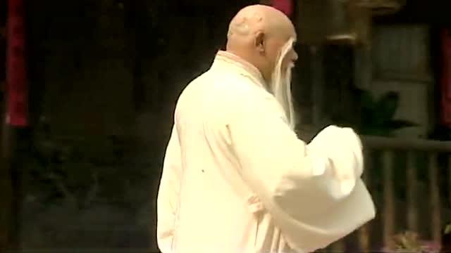 《少年张三丰》这位少林圣僧说出张君宝的杀父仇人,很