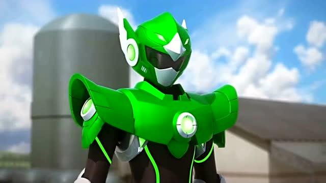 《迷你特工队》绿色迷你队员要联手帕斯克对付塞米图片