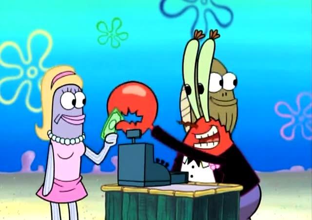 蟹老板为海神王举办欢迎仪式 一名粉丝收费五元钱