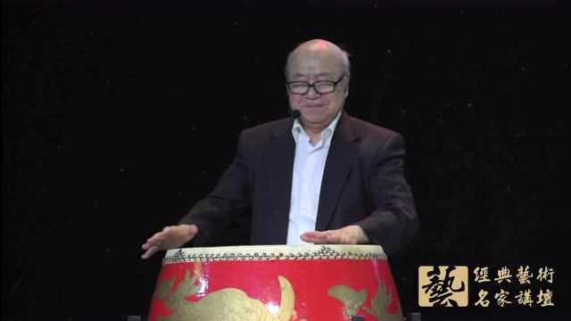 刚才还是80岁老人,朗诵《满江红》瞬间气势非凡!朗诵家殷之光