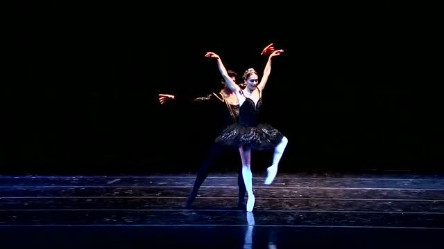 【芭蕾】黑天鹅大双人舞 - marianela nuez