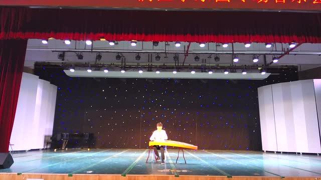 溟山古筝曲五线谱