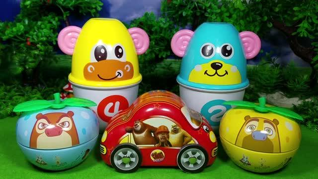 小动物出奇蛋 苹果版熊出没奇趣蛋