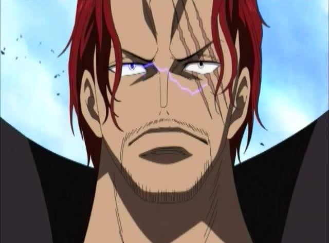 《海贼王》四皇红发香克斯:请大家务必给我个面子!图片