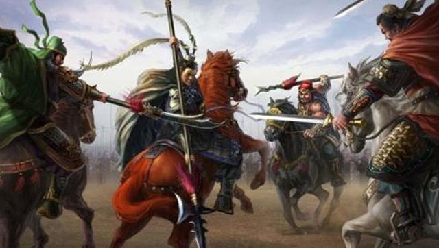 三国演义中关羽败走麦城后,青龙偃月刀和赤兔马落到了