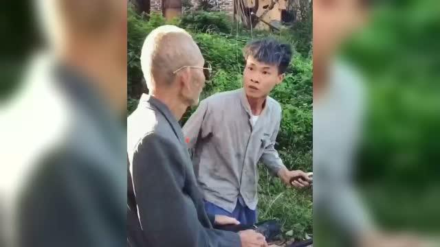 许华升 爆笑视频 农村社会人