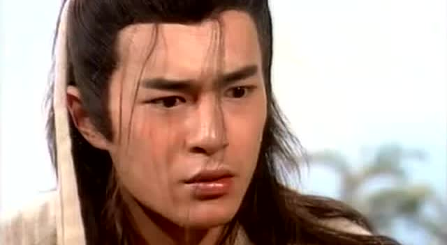 四版《神雕侠侣》对比:杨过获得玄铁重剑,看来看去还是古天乐帅