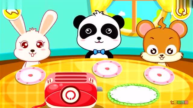 宝宝巴士 第23期:宝宝认知大全下 认识水果和动物 儿童益智游戏