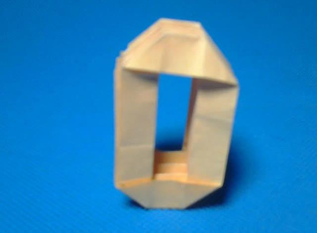 折纸王子教你折3d立体数字0