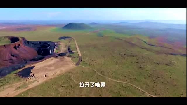 内蒙古察右后旗火山草原