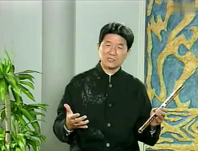 珍贵视频:俞逊发先生演奏《花好月圆》详细讲解并示范