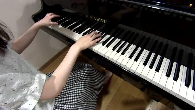 钢琴米津玄师《loser》