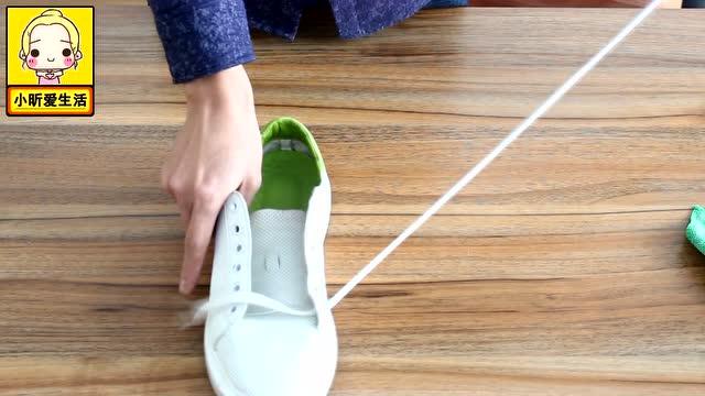 花式系鞋带 你想学吗?