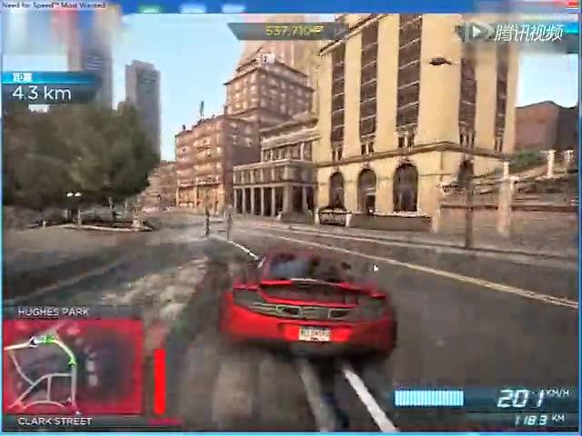 视频: 极品飞车17迈凯伦mp4 vs 保时捷918