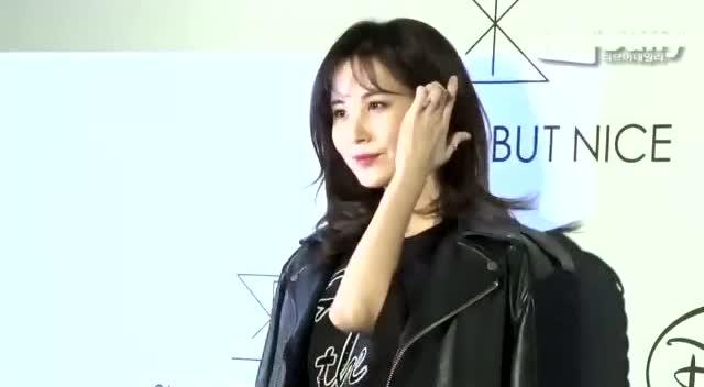 韩国人气偶像徐珠贤 真是可爱啊!