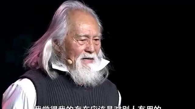 王德顺:80岁最帅老头励志演讲 生命的最后一刻也要活出价值