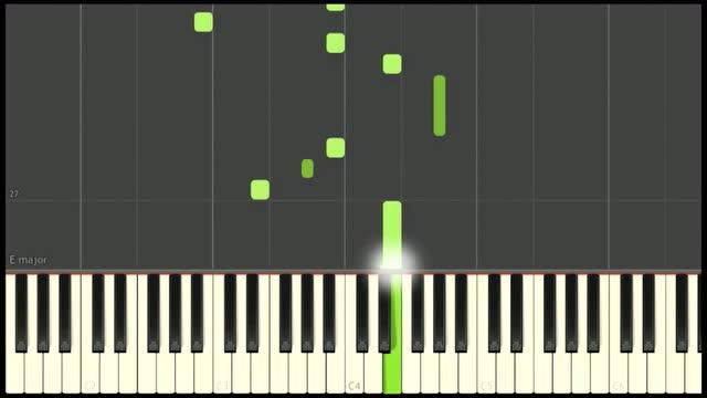 《恋与制作人》- 白起 主题曲 钢琴&鼓