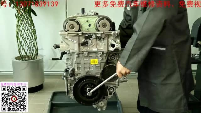 宝马n55,s63 发动机正时的检查和调节 (new)