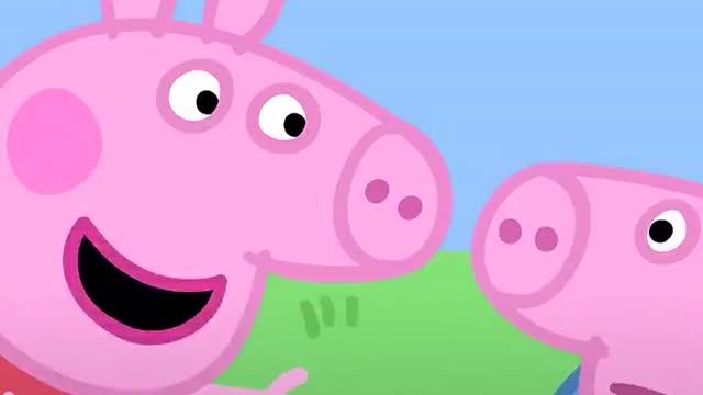 山东方言版《小猪佩奇》