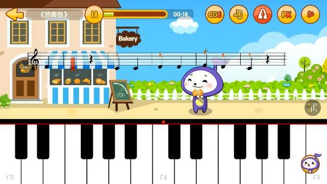 theone zhi智能钢琴教室