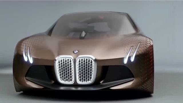 这4款带炫酷高科技的概念车 未来感十足