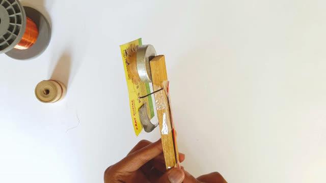 技术宅 创意手工 diy:如何制作一支简易的麦克风