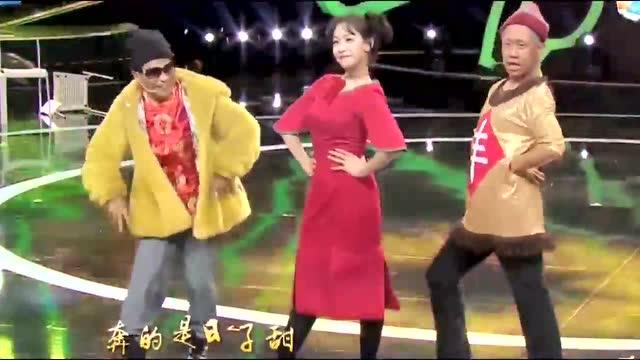 """宋茜宋小宝实力出演""""红高粱模特队""""!"""