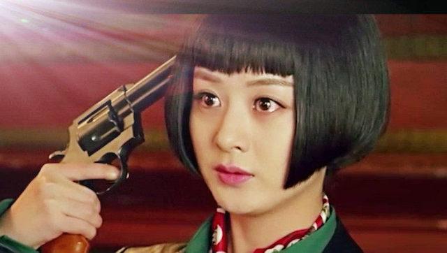 赵丽颖 陆毅 电视剧《胭脂》发布会全程图片