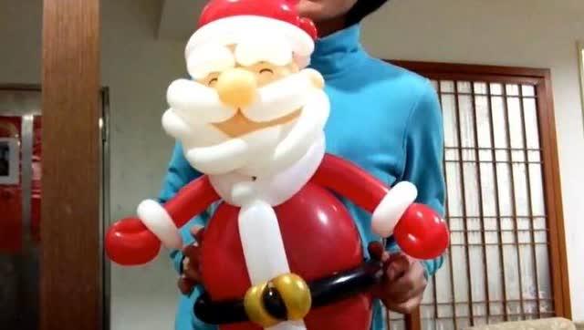 长条气球编小动物:棒棒糖气球造型教程 - 腾讯视频