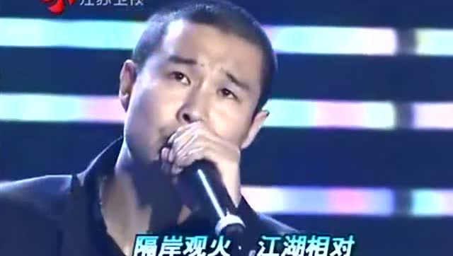 小沈阳现场版一曲《我的眼泪为谁飞》比喝酒还醉人!