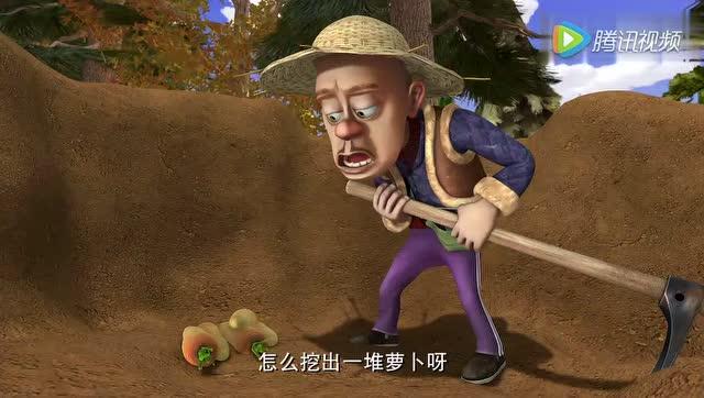 外来猴王偷走了森林的果子,被熊大它们逮住,结果却令人吃惊