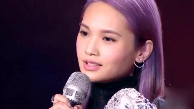 蒙面歌手杨丞琳唱完这首歌