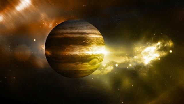 木星,比地球大1000倍,美丽的外表下竟如此恐怖