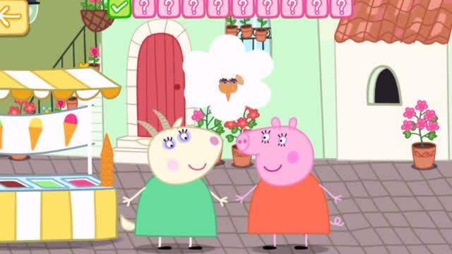 幼儿英语启蒙之小猪佩奇系列