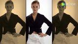 如何驾驭时尚单品?流苏开衩裙气质、狂野的两种穿法