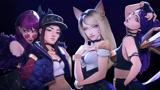 2018总决赛开幕式:K/DA全新单曲《POP/STARS》