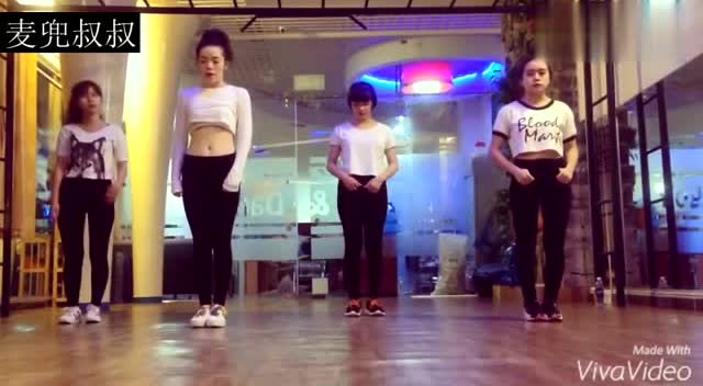这两天seve舞蹈又爆火起来,奉上详细的舞蹈分解教学动作视频图片