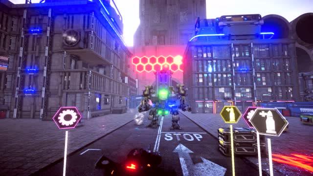 《基因雨:风塔》游戏视频
