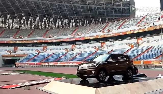 足协杯决赛首回合 鲁能大球场准备好了截图
