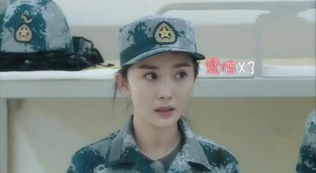 《真正的男子汉》杨幂佟丽娅卸妆素颜视频