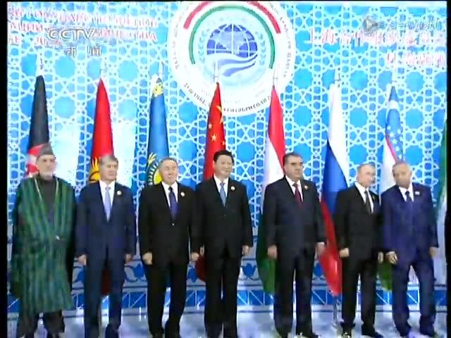 王毅谈习近平主席出席上合组织杜尚别峰会截图