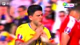 欧洲杯-罗马尼亚1-1瑞士 悍将精彩世界波救主