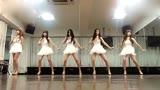 韩国清纯女团舞蹈,那不是一般的整齐,诱人啊!